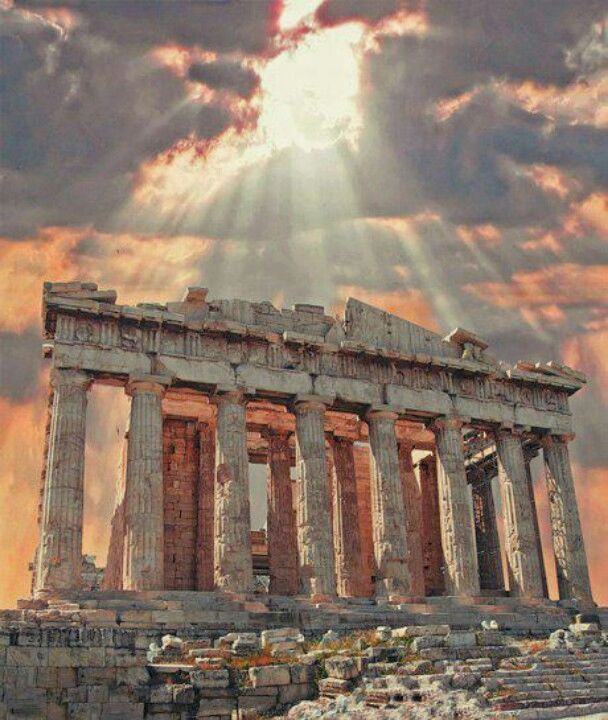 Parthenon - Greece ! I have walked on these ancient steps!! Sooooo amazing!! I will never forget the experience!!