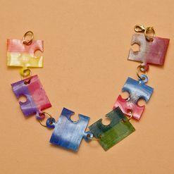 Přívěsky a šperky ze smršťovací fólie