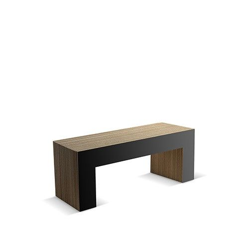 PANCA NR 7-120 - Carton Factory Designer: Skemp Design Misure: 120 X 40 X 45  #cartonfactory #ecodesign #cardboard #bench