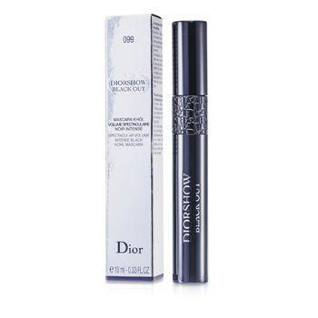 Christian Dior Řasenka Diorshow Black Out Mascara - č. 099 Kohl Black - Dekorativní kosmetika - StrawberryNET.com