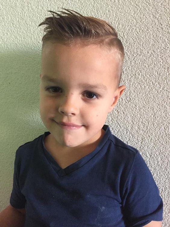 Fris opgeschoren en super stoer: 10 opgeschoren kapsels voor jongens! - Kinderkapsels