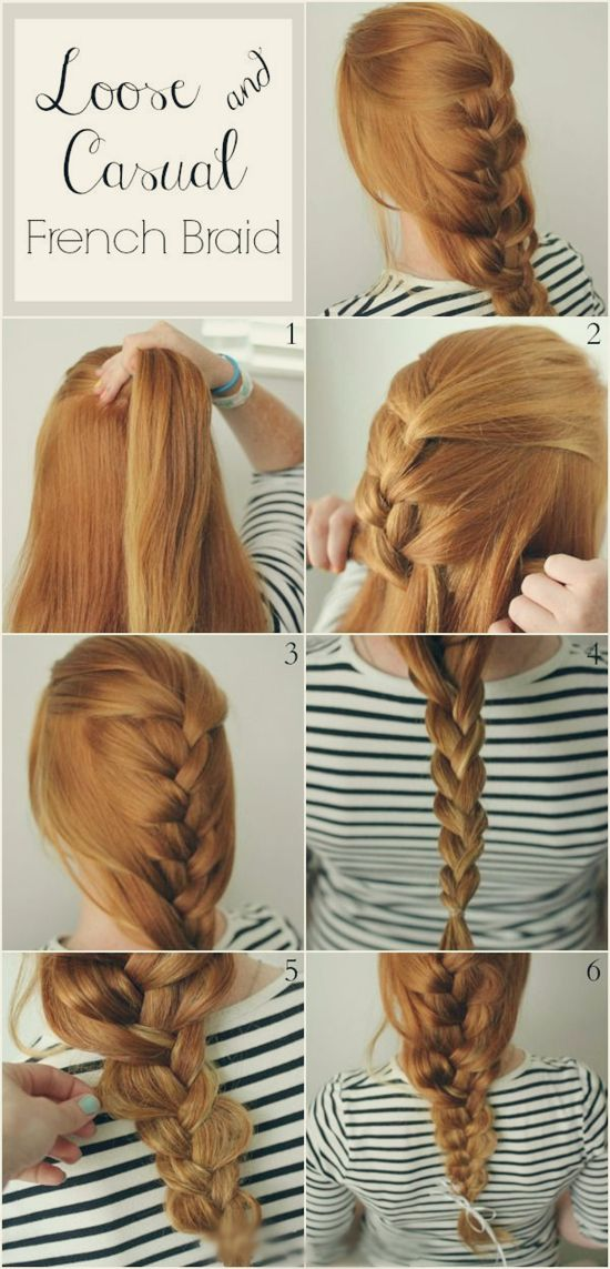56 best how to style hair extension images on pinterest style 2 ways to braid your hair with hair extensions for thin hair pmusecretfo Image collections