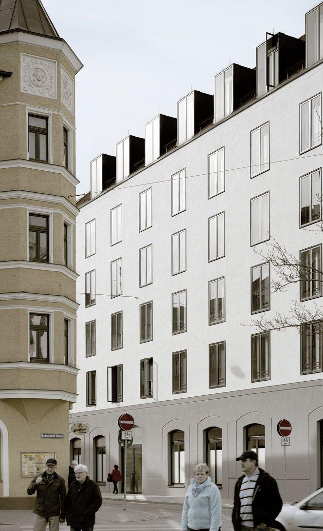 Architekten Regensburg auer weber architekten bda projekte palais karmeliten am dom