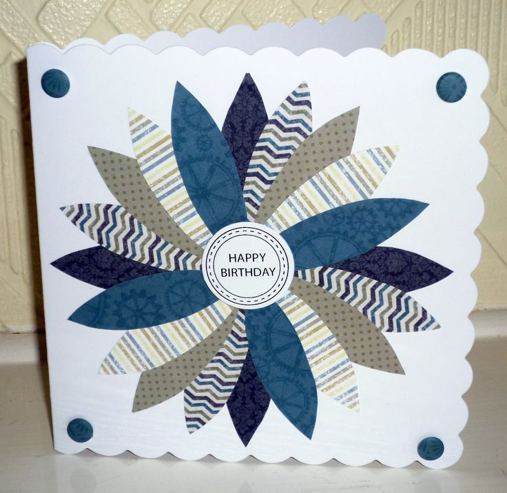 petals made with CWC Vintage Finds... made by Valerie Boyle