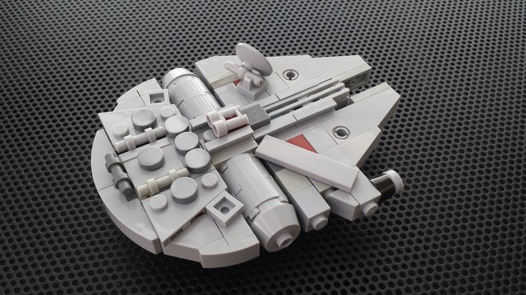 LEGO Mini Meta Millennium Falcon | by SPARKART!