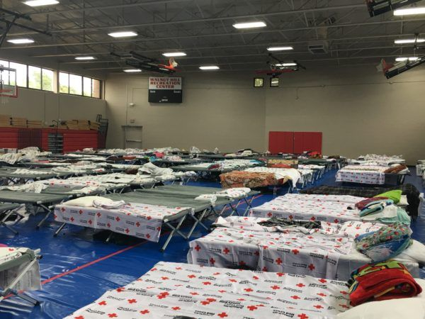 City to consolidate all evacuees at Kay Bailey Hutchison Convention Center Shelter
