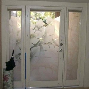 Glass etched doors google search decor pinterest for Art glass windows and doors
