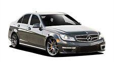 12-14 Mercedes C Class C250 W204 Vaero C63 Look Conversion Kit (w/PDC) Body Kit