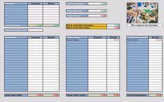 Huishoudboekje | Leer Excel online