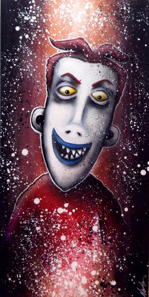 *LOCK ~ The Nightmare Before Christmas, 1993