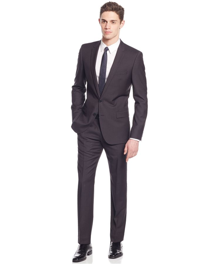 hugo boss black suits - photo #13