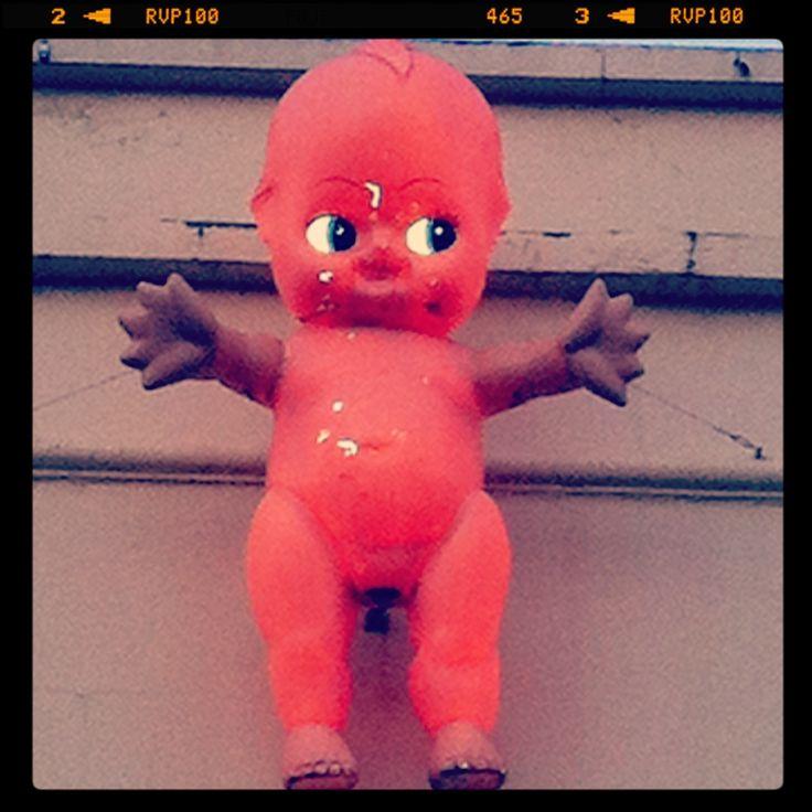 Kewpie doll, Fitzroy