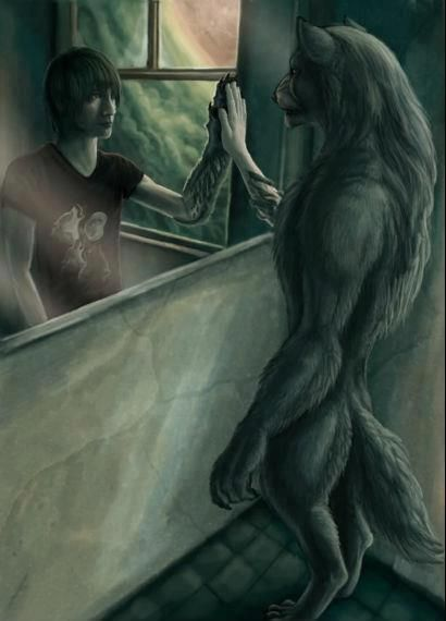 Werewolf - look into the mirror and what do you see?