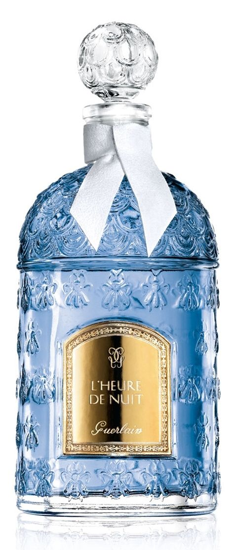 Fashion | Perfumes & Lotions | Rosamaria G Frangini || Guerlain's in-house perfumer Thierry Wasser is shining new light on the iconic fragrance L'Heure Bleue. Under his influence, the soft, elegant scent of the original is lit up with a fresh, contemporary sparkle.
