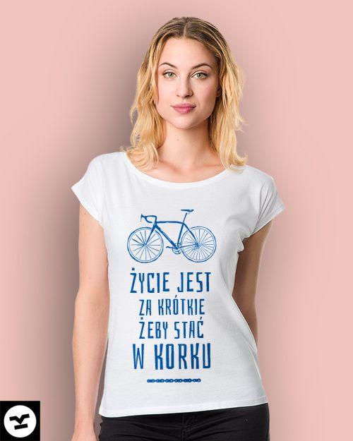 Rower nie korek