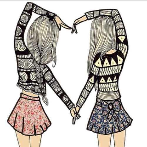 Image result for bffs drawings