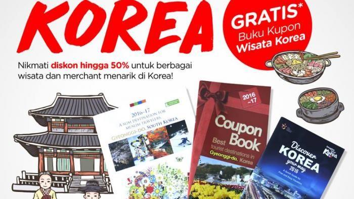 Buku Kupon Gratis Air Asia - Biar Traveling di Korea Makin Seru, Pakai Karcis…