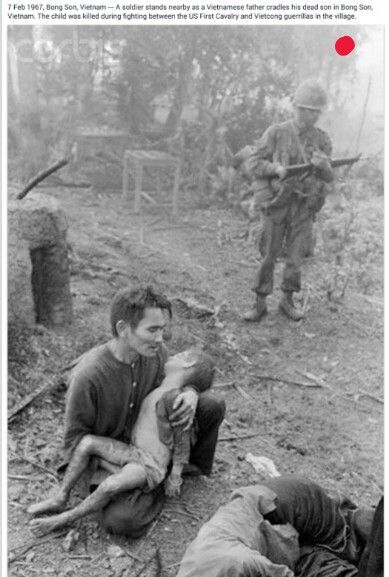 War is a Terrible thing, especially when innocent children pay the price. Vietnam War *. v@e.