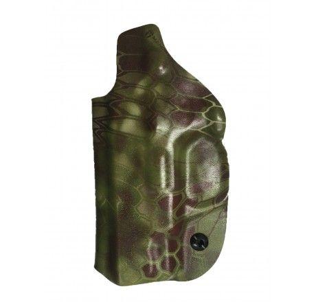 Gearcraft - Smith & Wesson M&P Shield 9/40 IWB Concealed Carry Holster (Kryptek Mandrake)