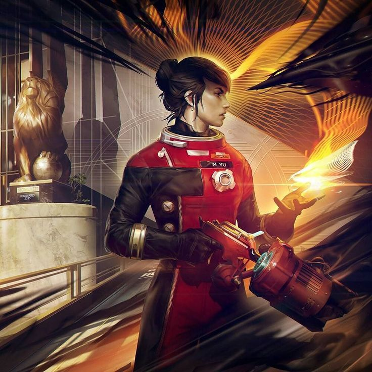 Prey's Game Informer covers By Fred Augis #Prey #Bethesda #Gaming #Xbox #PS4 #ConceptArt #GameArt #Playstation #Illustration #Digital #Scifi