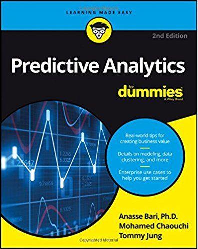 Predictive Analytics For Dummies Pdf