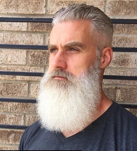 This is beautiful ... I with my beard looked more like this