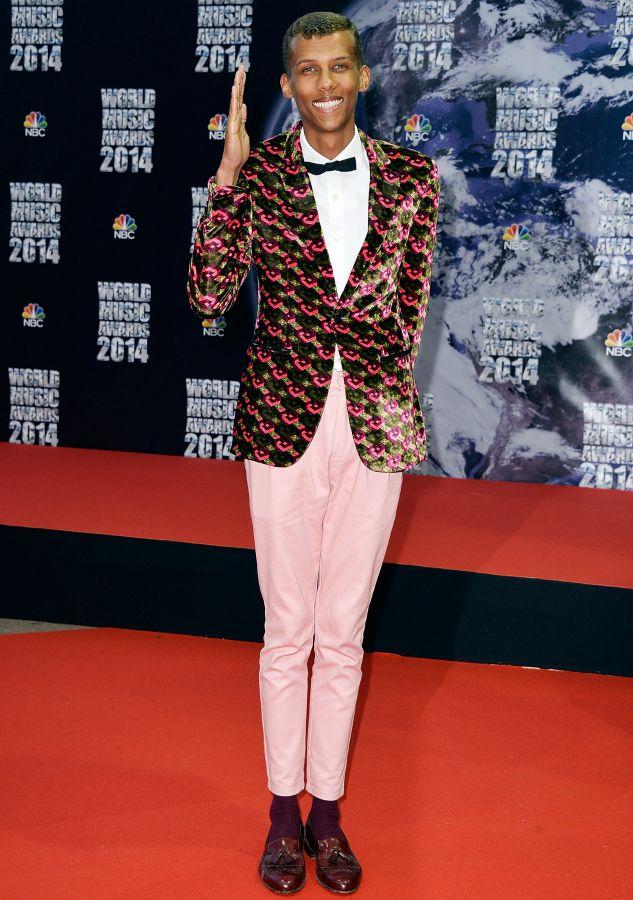 Best-Dressed Man of the Week: Stromae