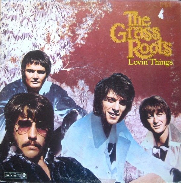 The Grass Roots - Lovin' Things (Vinyl, LP, Album) at Discogs  1969/gatefold