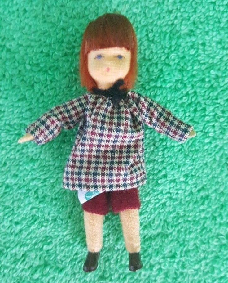 Erna Meyer Dollhouse Girl Doll--NICE | eBay