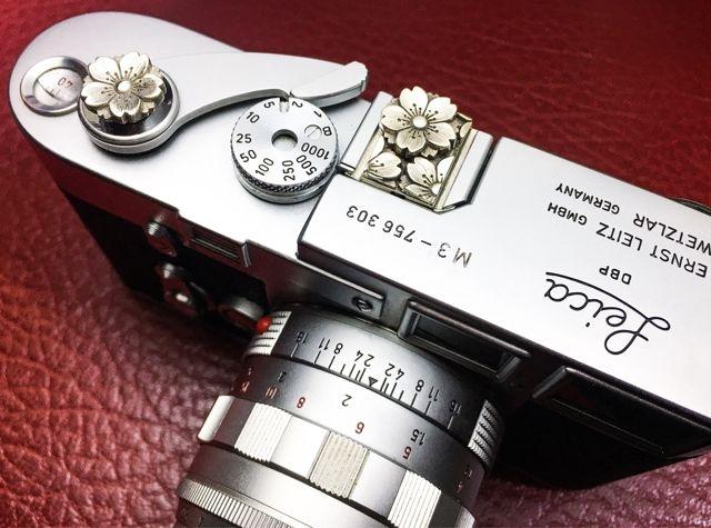 Sakura Leica… she's my babe(^O^☆♪Now available