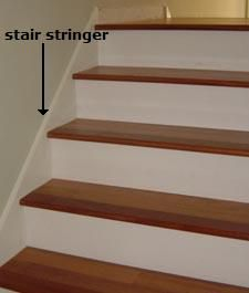 Carpeted Stairs To Wood Home General Improvement