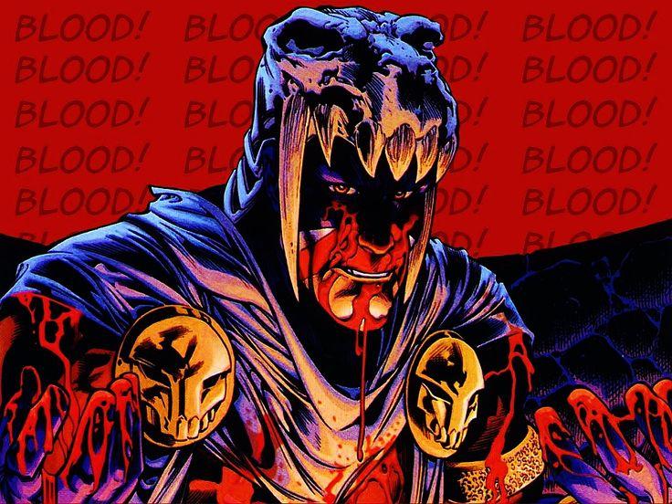 Brother Blood vs Skeletor - Battles - Comic Vine