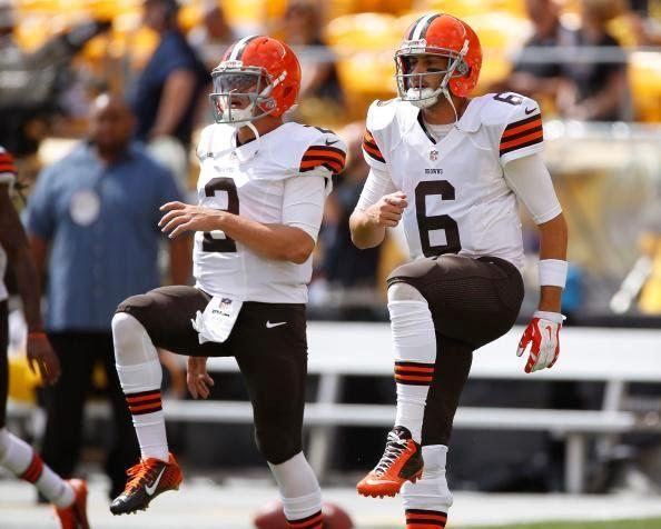 No Way Cleveland Browns Trade Johnny Manziel to Pacify Brian Hoyer | FatManWriting