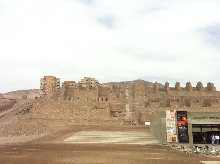 Ruinas de Huanchaca, Antofagasta