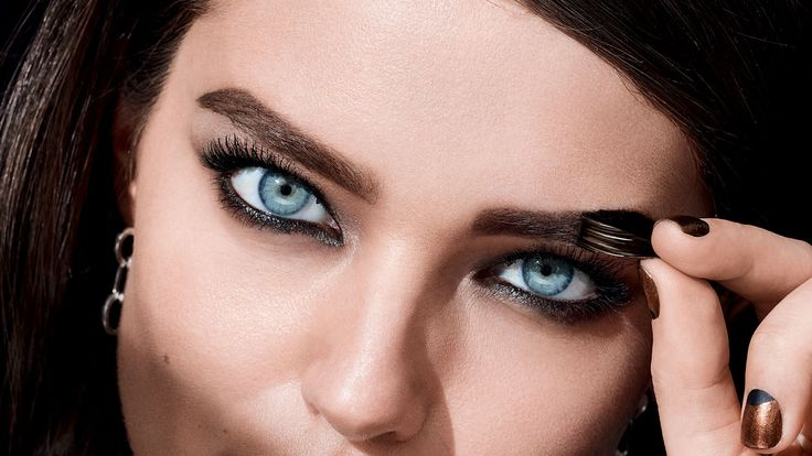 Semi-permanent eyebrow makeup is here to save the day.