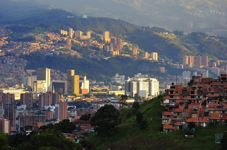 Medellín packs the punch of a city twice its size. Situated in a narrow valley, the city's skyline reaches for the heavens, setting high-rise...