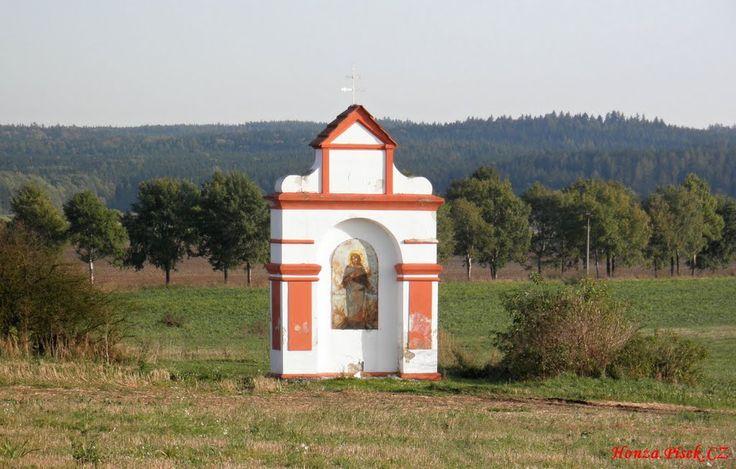CERHONICE-kaplička by Honza.Pisek.CZ