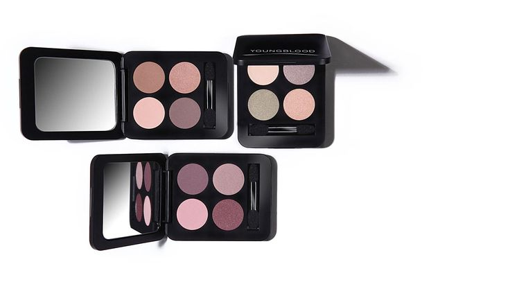 Youngblood Eyeshadows (available in single, duos or quads)  Youngblood pressed eyeshadows are made from 100% minerals to keep colours hypoallergenic. The long wearing formula feels creamy and silky for easy blending. If you are not happy with your current makeup we highly recommend the Youngblood range.  We are taking appointments for make-up consults on (03) 96542426 or you can email Natalie direct (natalie.song@sinclairdermatology.com.au) #youngbloodaus #eyeshadows #makeup #mineralmakeup…