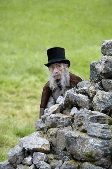 David Kelly - He was absolutely hilarious in Waking Ned Devine - what a punim!