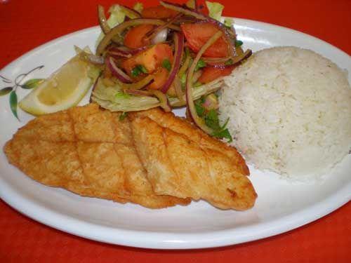 Pescado frito a la egipcia, una delicia veraniega, ¿que te parece?
