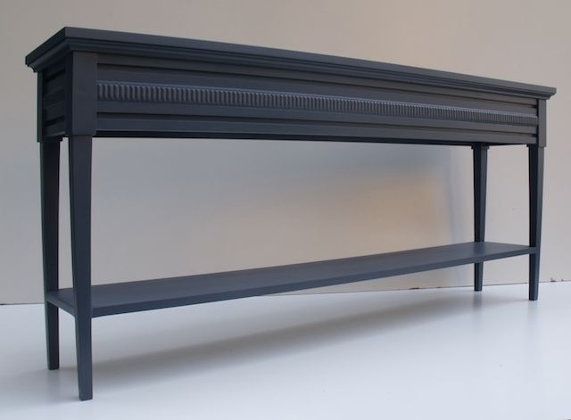 MARIEDAL Console Table with Shelf