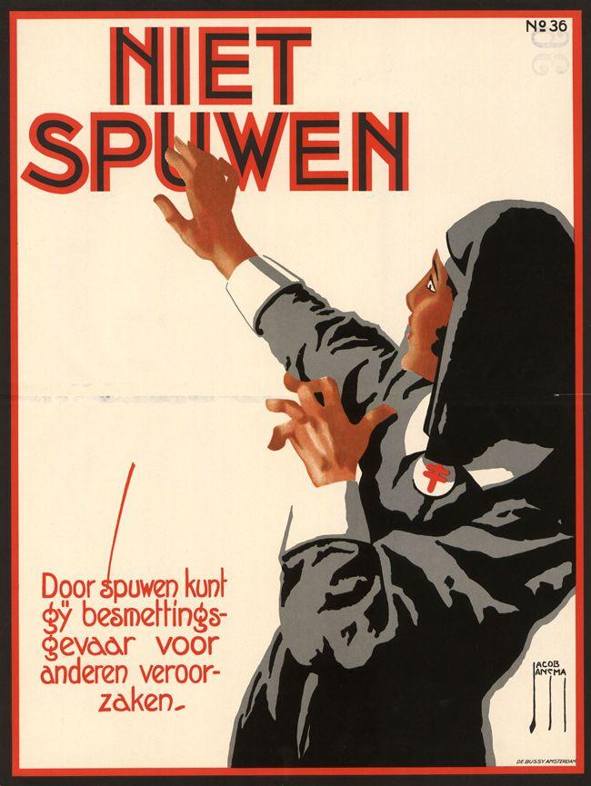 Iemand die de vinger op een probleem weet te leggen, deel 3 (Hoogspanning!: More Dutch Safety Posters - 50 Watts)