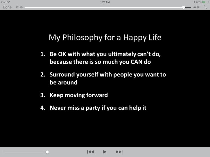 Uplifting thoughts from sam Berns