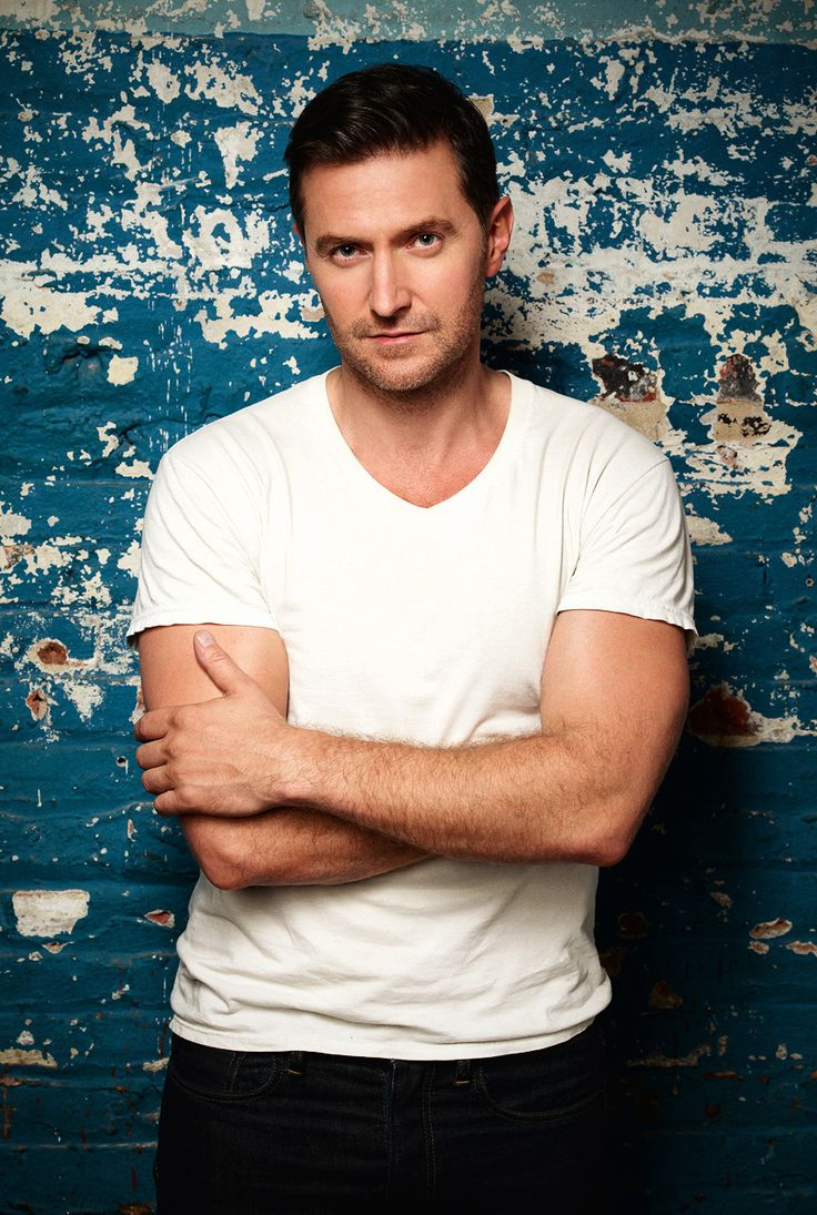 Sexy SatuRdAy: Richard Armitage Fans JUST GIVING Back, December 7 ...