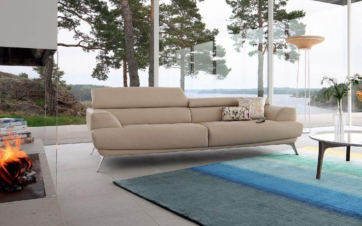 Les 170 meilleures images propos de furniture by sacha - Canape en cuir contemporain roche bobois ...