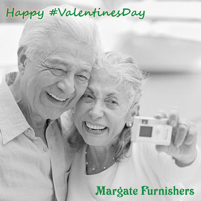 Seeing old couples in-love makes you realise love is forever. Happy #ValentinesDay
