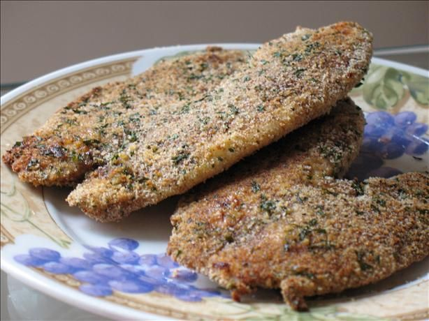 Baked tilapia with lots of spice recipe salts best for Fish seasoning for tilapia
