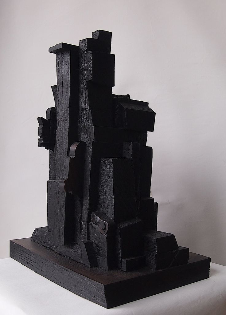 Galvin Harrison Stockade Sculpture No. 17