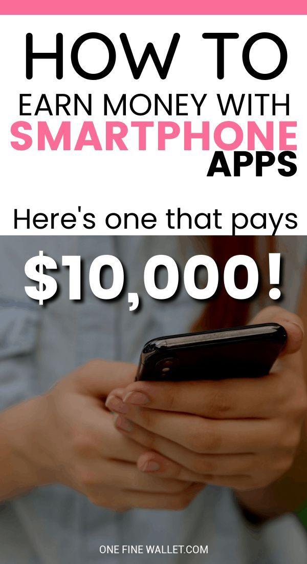 Verdiene Geld mit 20 Apps, mit denen du Geld verdienst. Diese Smartphone-Apps machen einen Pe …   – Blogger tips