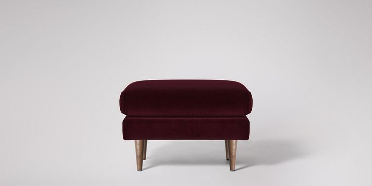 Tivoli Footstool | Swoon Editions